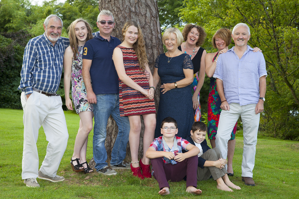 003 Outdoor Family Portraits