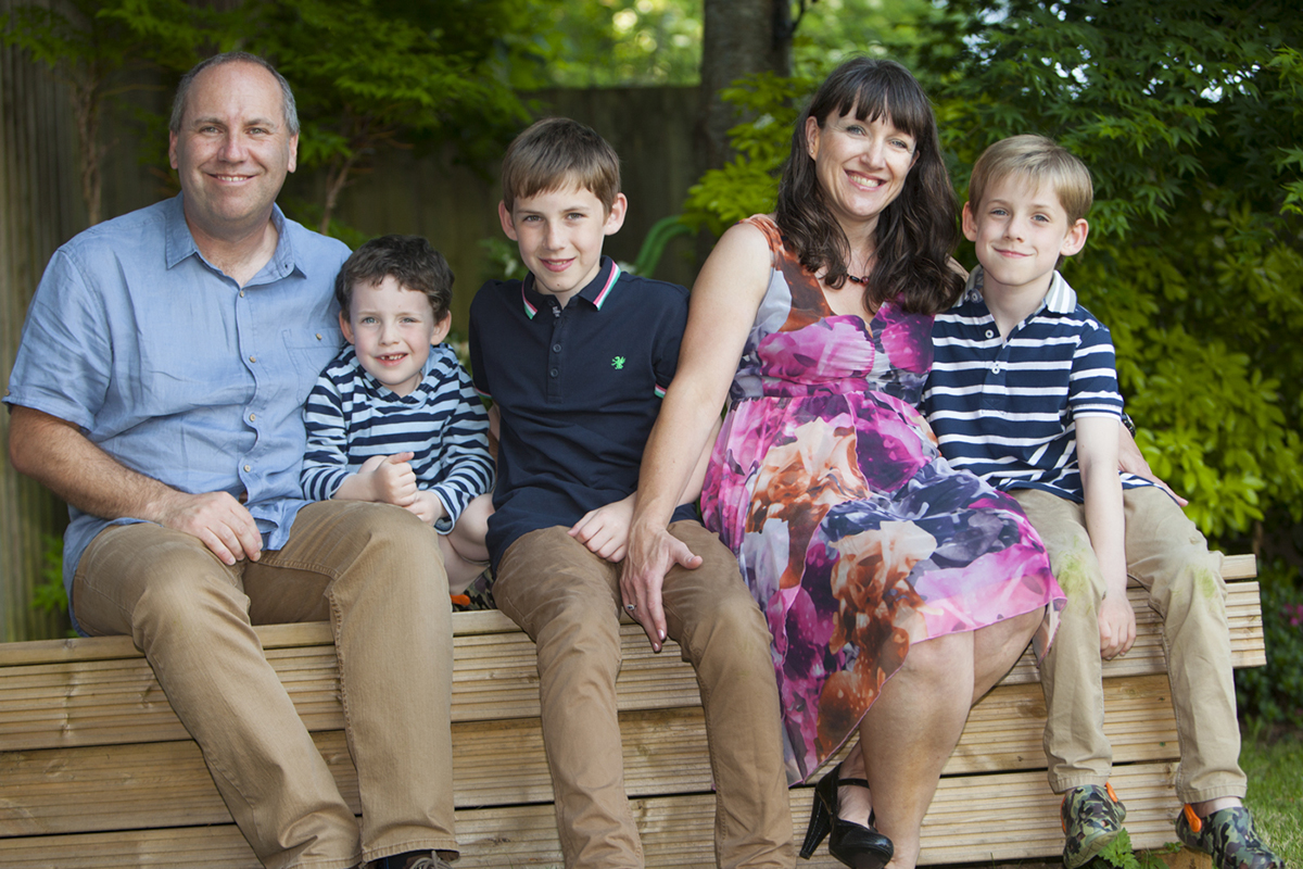 005 Outdoor Family Portraits