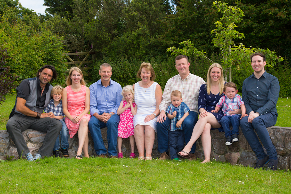 017 Outdoor Family Portraits