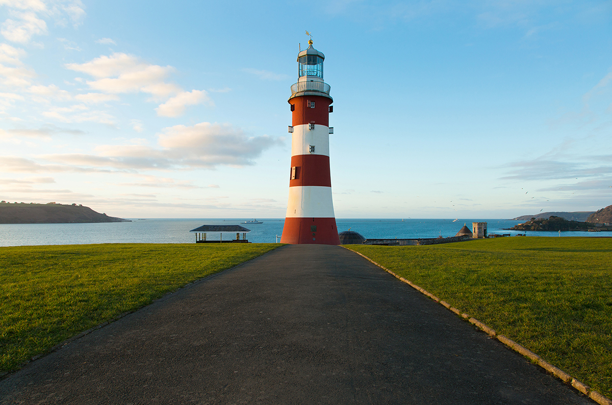 035 Stock Images Devon & Cornwall_PlymouthHoe_Feb18th2015-1