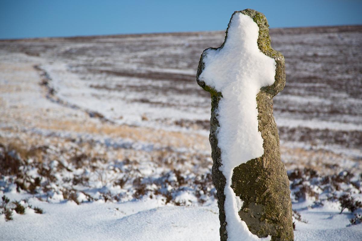 037 Dartmoor & Upland-DartmoorSnowJan15-28