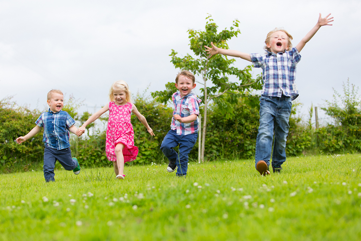 038 Outdoor Family Portraits