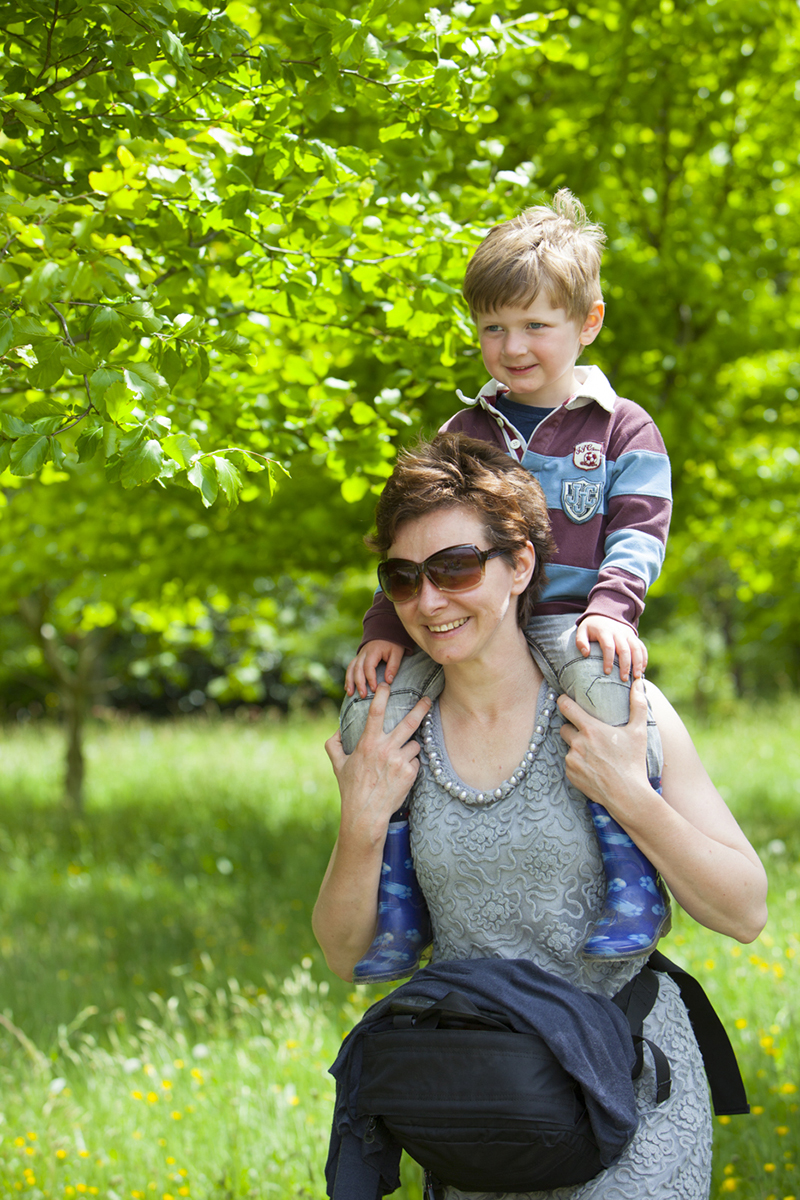 049 Outdoor Family Portraits