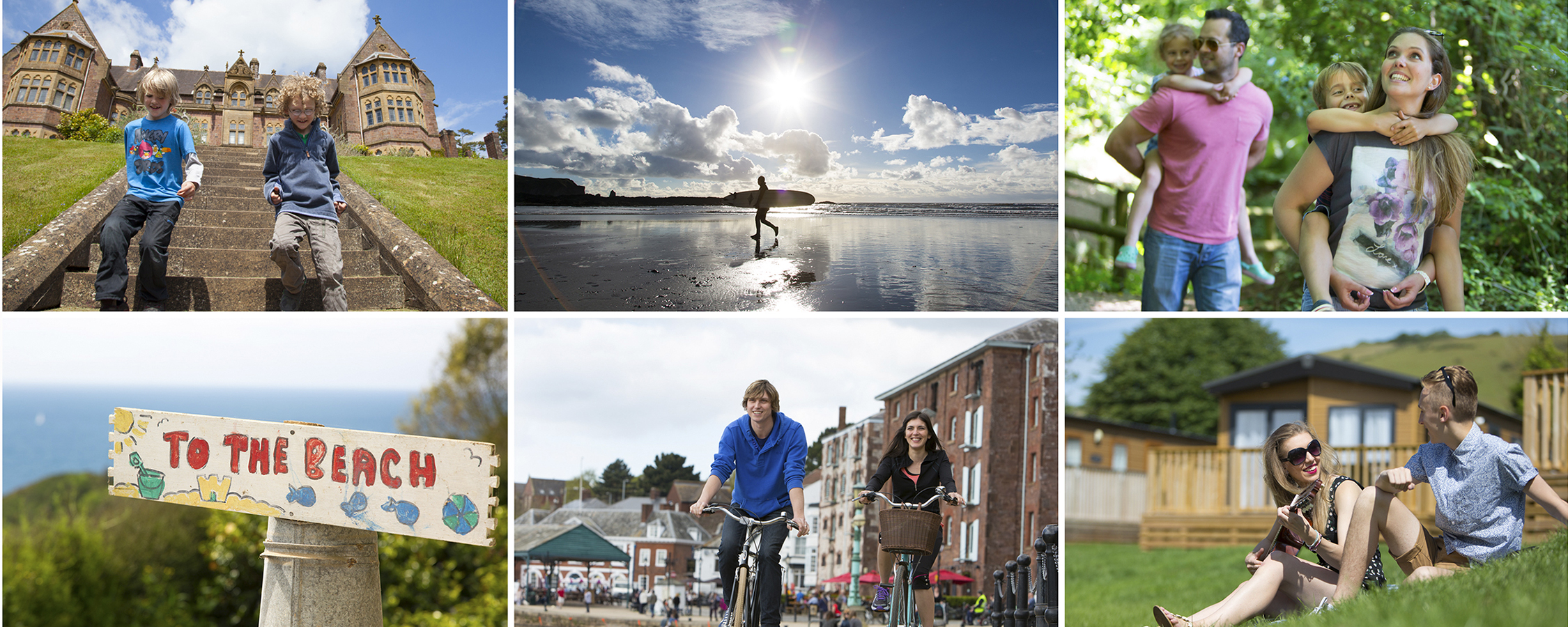 Holiday & Tourism Photography in Devon & Cornwall